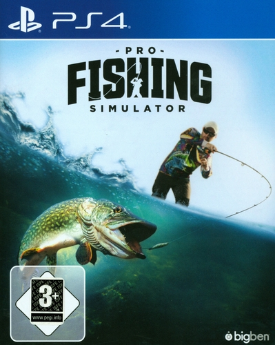 Pro Fishing Simulator [PS4]