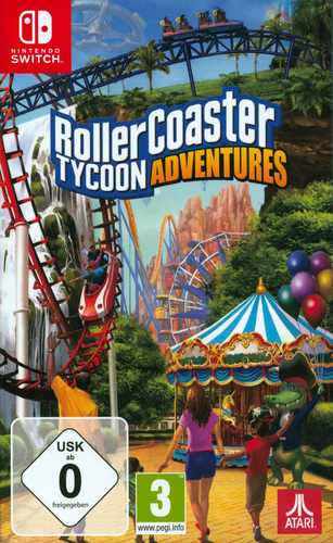 Rollercoaster Tycoon Adventures [NSW]