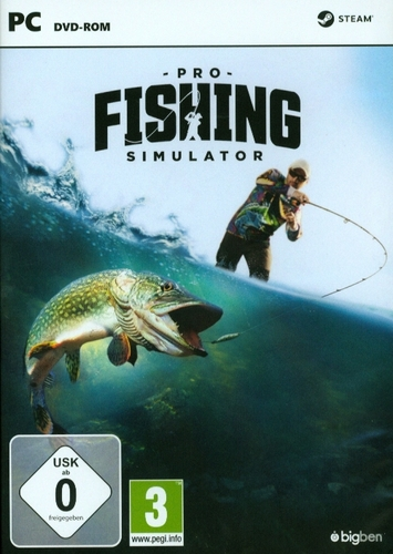 Pro Fishing Simulator [DVD]
