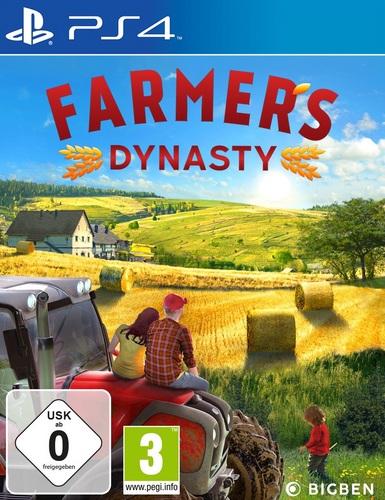 Farmer's Dynasty [PS4]