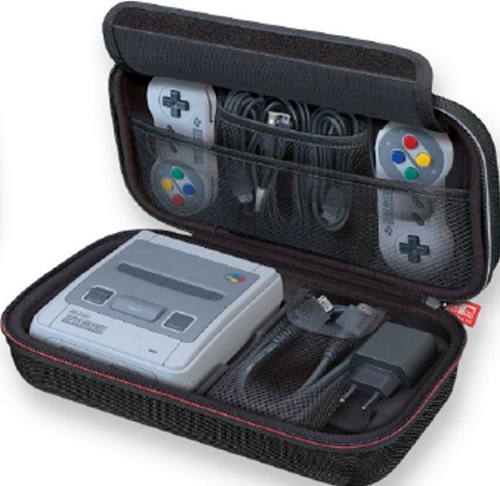 Classic Mini Official Case CL3021 NES/SNES