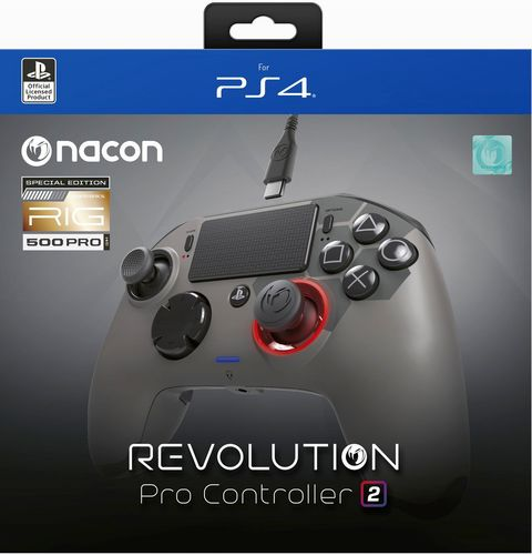 Revolution Pro Gaming Controller 2 - RIG Edition [PS4]