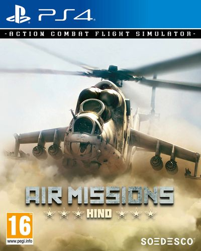 Air Missions HIND [PS4]