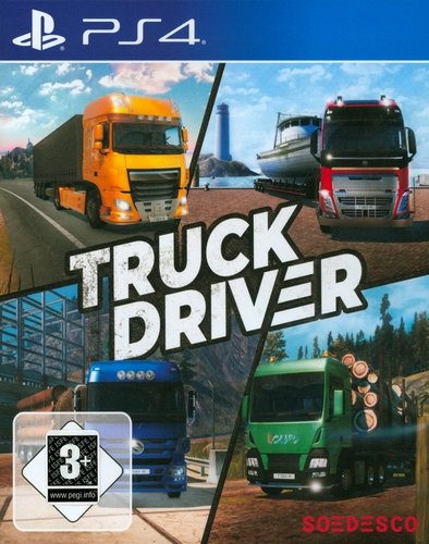 Truck Driver [PS4]