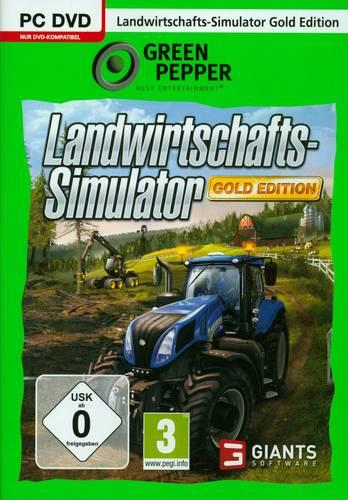 Landwirtschafts-Simulator 15: Gold Edition