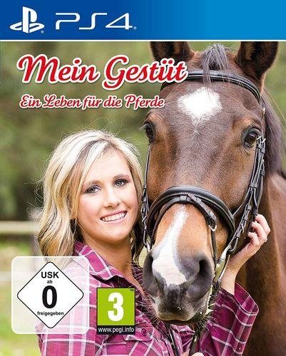 Gestüt-Ein Leben für die Pferde [PS4]