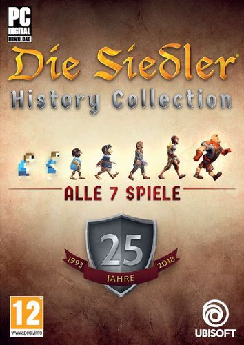 Die Siedler: History Collection [DVD]