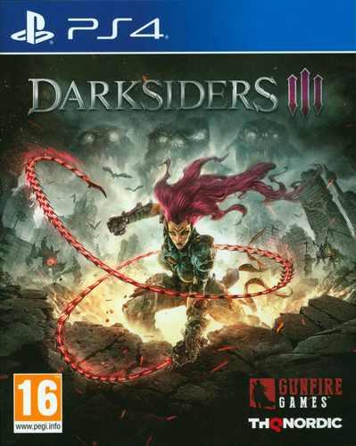 Darksiders III [PS4]