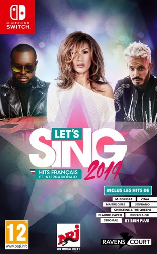 Let's Sing 2019 Hits français et internationaux [NSW]