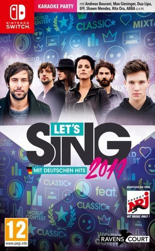 Let's Sing 2019 mit Deutschen Hits [NSW]