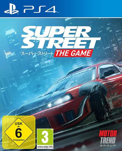 Super Street - The Game [PS4]
