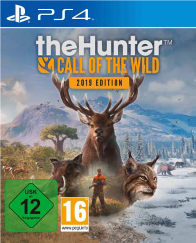 The Hunter: Call of the Wild - Edition 2019 [PS4]