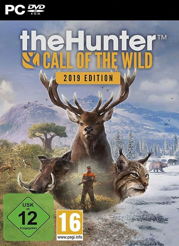 The Hunter : Call of the Wild - Edition 2019 [DVD]