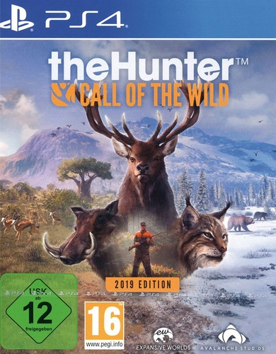 The Hunter : Call of the Wild - Edition 2019 [PS4]