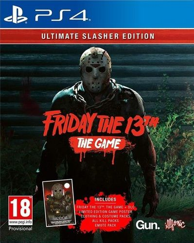Friday the 13th - Ultimate Slasher Edition [PS4]