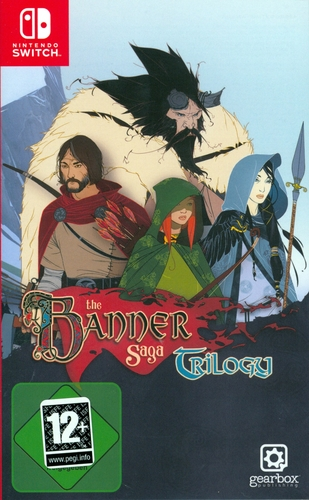 The Banner Saga Trilogy [NSW]