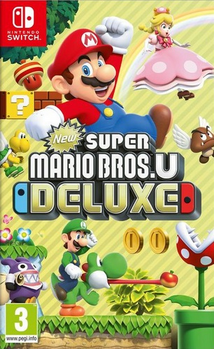 New Super Mario Bros. U Deluxe [NSW]