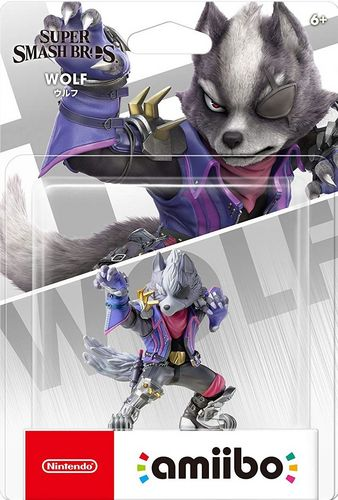 amiibo Super Smash Bros. Character - Wolf