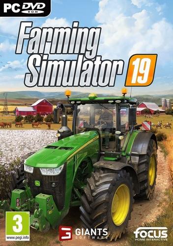 Farming Simulator 19 [DVD]