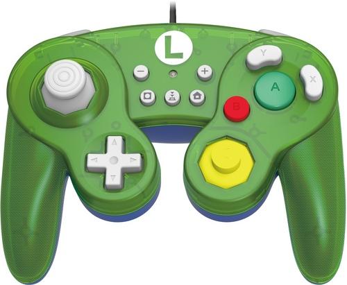 Nintendo Switch - Battle Pad - Luigi [NSW]