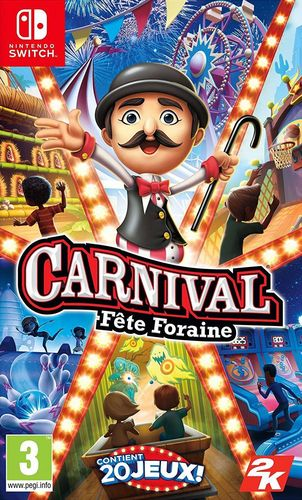 Carnival Games [NSW]