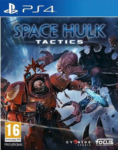 Space Hulk : Tactics [PS4]