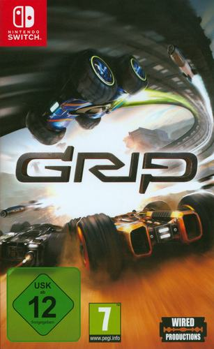 Grip: Combat Racing [NSW]