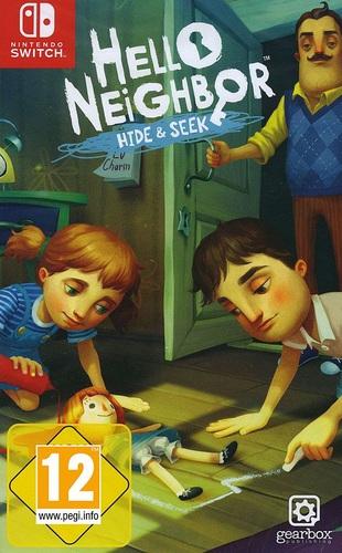 Hello Neighbor Hide & Seek [NSW]