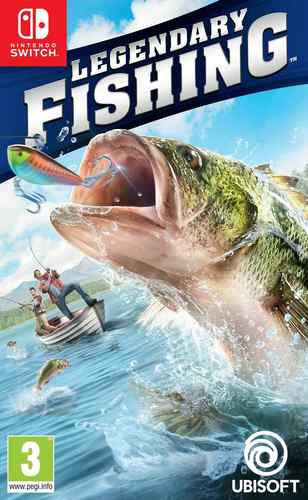 Legendary Fishing [NSW]