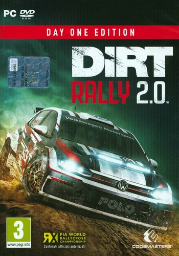 DiRT Rally 2.0 Day One Edition [DVD]