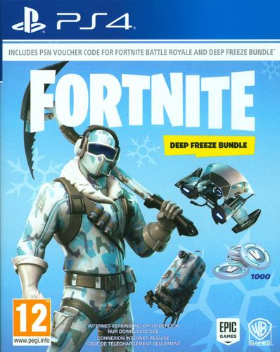 Fortnite - Deep Freeze Bundle [PS4]