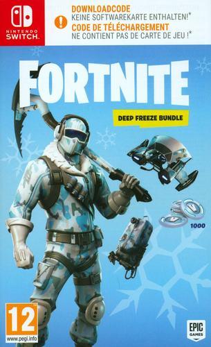 Fortnite - Deep Freeze Bundle [NSW]