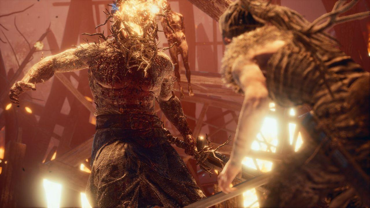 Hellblade: Senua's Sacrifice [XONE] (D/F/E)