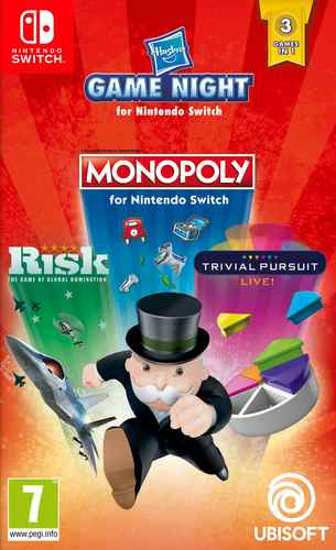 Hasbro Game Night Compilation [NSW]