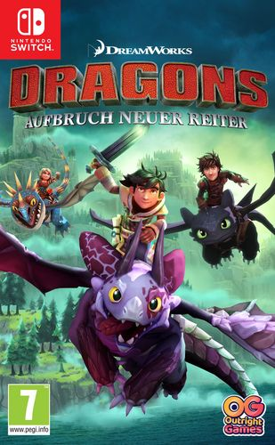 Dragons: Aufbruch neuer Reiter [NSW]