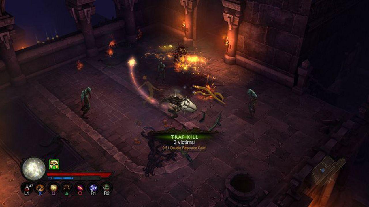 Diablo III - Eternal Collection [XONE] (D)