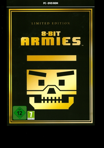8-Bit Armies Limited Edition [DVD]