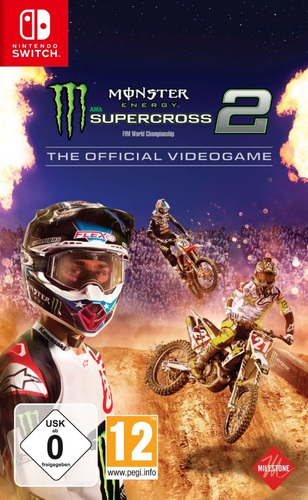 Monster Energy Supercross - The Official Videogame 2 [NSW]