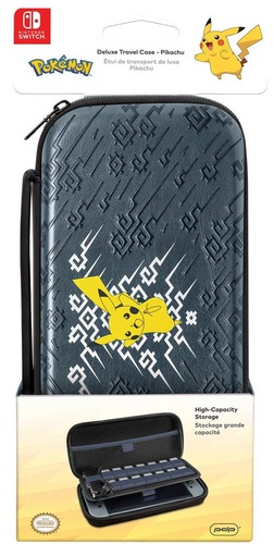 Switch Deluxe Travel Case Pikachu Elements Edition [NSW]