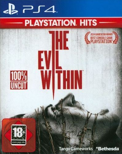 PlayStation Hits: The Evil Within 1 [PS4]