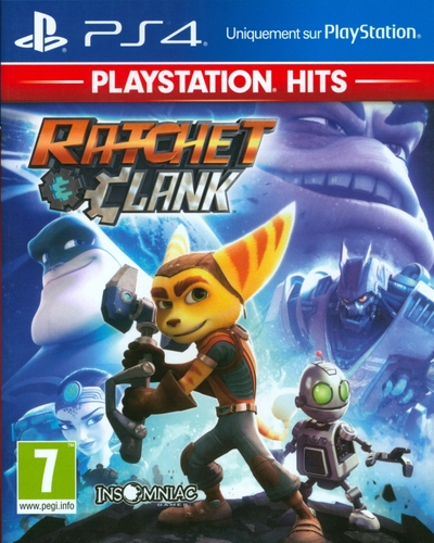 PlayStation Hits: Ratchet & Clank [PS4]