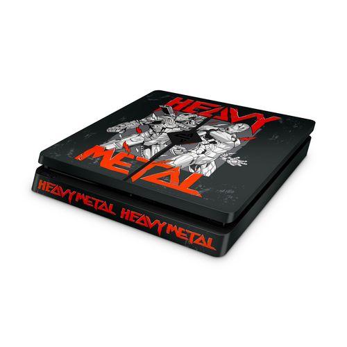 Skin SLIM - Heavy Metal - 3M [PS4]