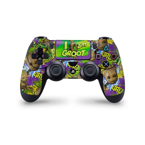 Skin Controller PS4 - Groot Pattern - 3M [PS4]