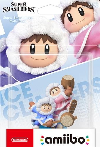 amiibo Super Smash Bros. Character - Ice Climbers