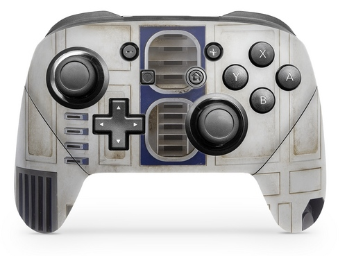 Skin Controller Switch PRO - R2D2 - 3M [NSW]