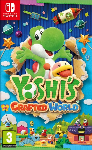 Yoshis Crafted World [NSW]