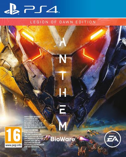 Anthem - Legion of Dawn [PS4]