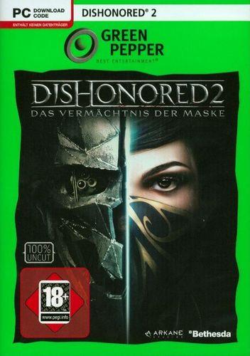 Green Pepper: Dishonored 2