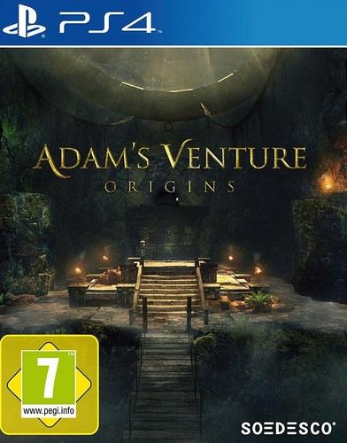 Best of Adam's Venture Origins [PS4]