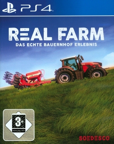 Best of Real Farm [PS4]